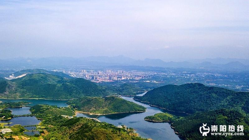 崇阳县自然地理